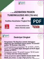 5. Pengobatan Pasien Tb Hiv 2018