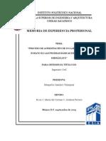 Proceso de Acreditacion de Un Laboratorio de Ensayo en Las Pruebas Basicas de Concreto Hidraulico