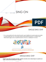 Single sing on C-2