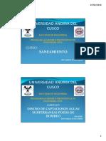 Determinación de parámetros hidráulicos de Pozos permanentes y variables