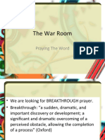 The War RoomPart4