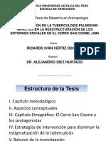 Tesis Estigmatización de La Tuberculosis