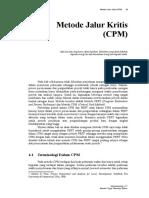Metode Jalur Kritis CPM