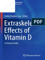 Extraskeletal Effects of Vitamin D a Clinical Guide (Contemporary Endocrinology) 2018