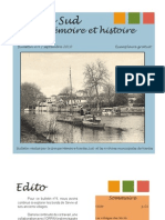 LE GROUPE MEMOIRE NANTES SUD  - Bulletin n°4