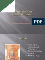 Teknik-Operasi-Kelenjar-Tiroid.ppt