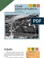 LE GROUPE MEMOIRE NANTES SUD  - Bulletin n°1