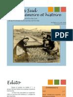 LE GROUPE MEMOIRE NANTES SUD  - Bulletin n°2
