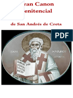 Gran Cánon de San Andrés de Creta