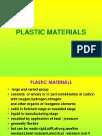 Plastic Materials