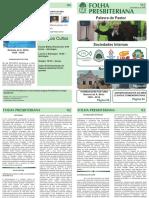 Jornal da IPB Sapé