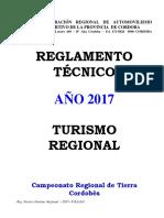 Tecn.tierra Turismo Regional 2017