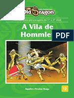 A VILA DE HOMMLET