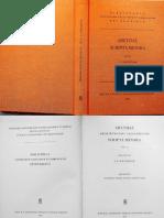Arethae Archiepiscopi Caesariensis Scripta Minora. Vol. 2 (1972)