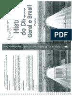 Historia Do Direito Geral -Brasil - Flavia Lages Castro