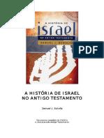 A História de Israel no Antigo Testamento