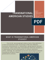 Transnational American Studies