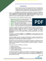 Reglamento de Circulación de Trenes y Reglamento de Señales