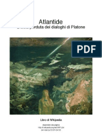 Atlantide - l'isola perduta di Platone (eBook gratis ita da Wikipedia)
