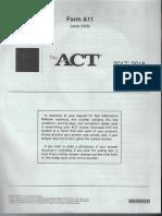 2018 June ACT - Form A11.pdf