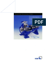 Selecting Centrifugal Pumps