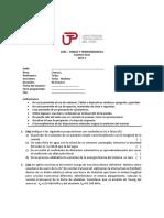 Examen Fnal Manana Ondas y Termodinamica