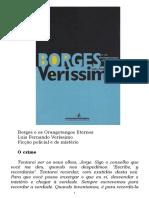 LFV - Borges e Os Orangotangos Eternos