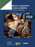 180705 Livro Burocracia e Politicas Publicas No Brasil