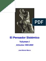 José Monzó - El Pensador Sistemico