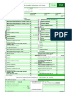 (Excel) Formulario Retención en La Fuente 350 - 2016