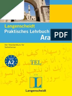 Langenscheidt Praktisches Lehrbuch Arabisch تعلم العربية