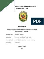 Monografia Danza Ochochoque Escuela de Educacion Super 2015