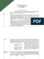 Matriz de Análisis de Categorías Ética General