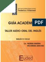 Taller Audio Oral Del Ingles
