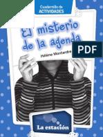 actividades de la novela el misterio de la agenda.pdf