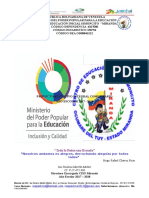 Proyecto Educativo Integral Comunitario Ceis Miranda 2017 2018