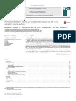 metanalisis HF and depresi