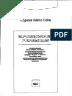 1. Eugenia Ariano. Impugnaciones Procesales (1) (2)