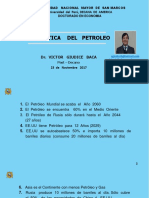 Geopolitica Del Petroleo