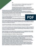 Fundación de La Antigua Guatemala