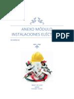 ANEXO Módulo Instalaciones Eléctricas