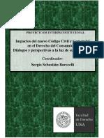 Barocelli Impactos Del Nuevo Codigo Civil y Comercial en El Derecho Del Consumidor