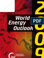 World Energy Outlook 2009
