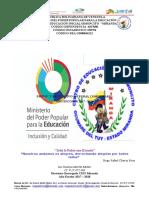 Proyecto Educativo Integral Comunitario Ceis Miranda 2017 2018. PLAN AUTORÍA DEL DIRECTIVO. FORMACIÓN PERMANENTE, POTENCIAL HUMANO, CULTURA INVESTIGATIVA.