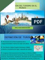 3.- Evolucion Del Turismo