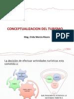 5.- Conceptualización Del Turismo
