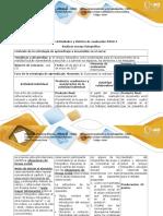 Guía de Actividades y Rúbrica de Evaluación PASO 4-1