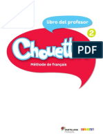 Chouette 2 Libro Del Profesor 2