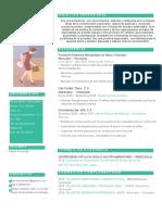 Curriculum Genesis Chile Profesional