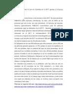 Datos Cine Nacional y Mundial - Revista Semana